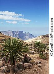 エチオピア, 風景