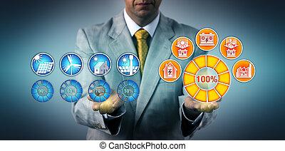 エネルギー, のばすこと, volatility, 回復可能, 出力