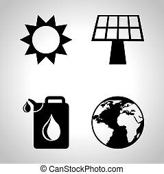 エネルギー, アイコン