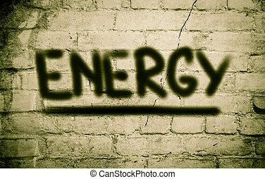 エネルギー, 概念