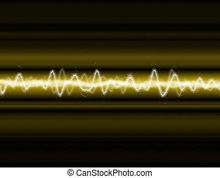 エネルギー, 波