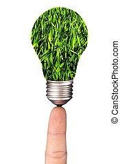 エネルギー, 緑