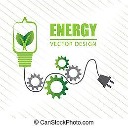 エネルギー, 自然