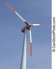 エネルギー, 風力
