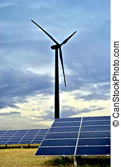 エネルギー, 風, 太陽