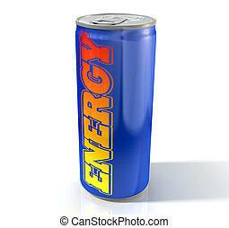 エネルギー, 飲み物はできる