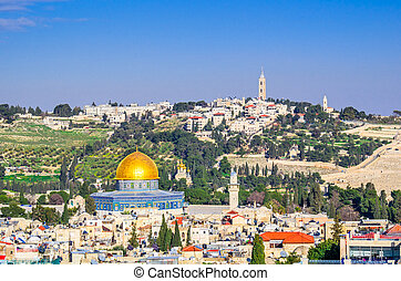 エルサレムの 古い 都市