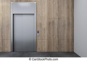 エレベーター, コピースペース