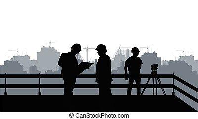 エンジニア, 建設, 2, [].eps, サイト