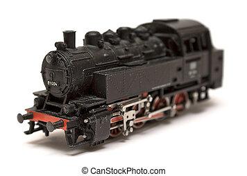 エンジン, モデル, 蒸気