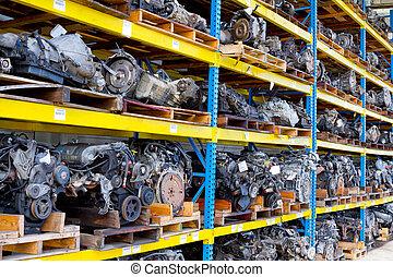 エンジン, 自動車, ブロック