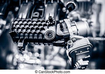 エンジン, 自動車