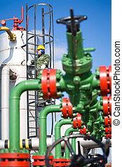 オイルとガス, 企業の労働者