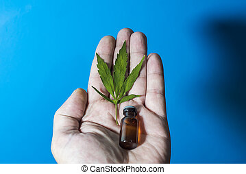 オイル, 有機体である, インド大麻