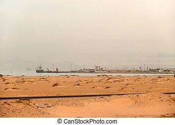 オイル, suetsky, 8, エジプト, -, チャンネル, facilities., 11 月, 2008: