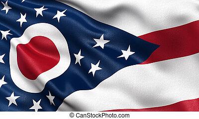 オハイオ州, フラグを述べなさい, 私達