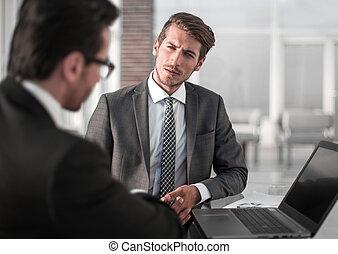 オフィスの 会合, 人々ビジネス