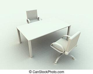 オフィス家具, 2