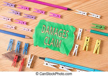 オフィス。, ペーパー, メモ, 空, 床, seeks, 執筆, 修理, clothespin, claim., 損傷, ∥あるいは∥, 有色人種, 木製である, 犠牲者, ビジネス, メモ, showcasing, 背景, 提示, 写真, パーティー, 責任