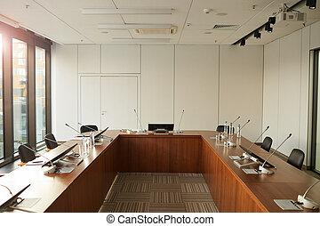 オフィス, 会議 ホール, 建物
