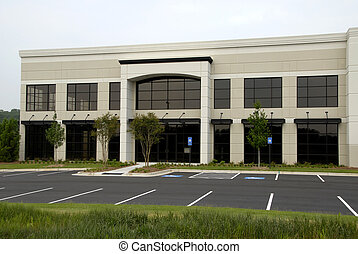 オフィス, 商業 建物