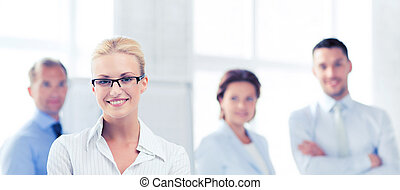 オフィス, 女性実業家