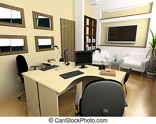 オフィス, 現代
