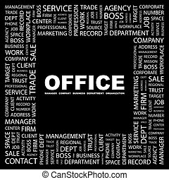 オフィス。