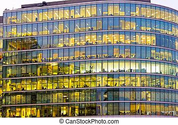 オフィス, 窓