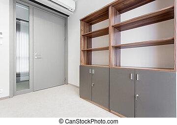 オフィス, 部屋, 中に, ビジネス・センター