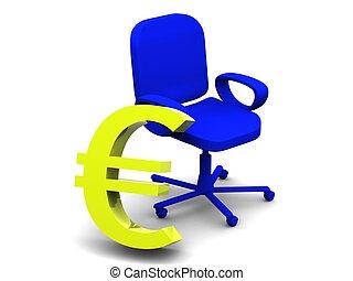 オフィス, chair.