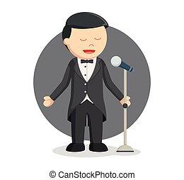 オペラ, 色, 歌手, 人