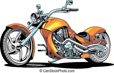 オリジナル, モーターバイク, デザイン, 私