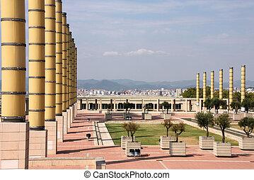 オリンピック 公園, バルセロナ