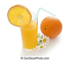 オレンジドリンク