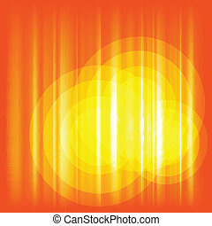 オレンジ背景, ベクトル, ∥で∥