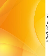 オレンジ色の色, 抽象的, 背景