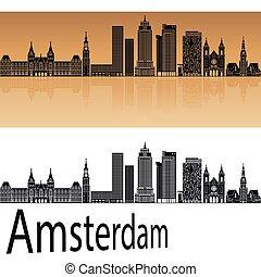 オレンジ, アムステルダム, v2, スカイライン