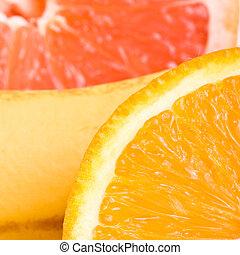 オレンジ, グレープフルーツ, そして, バナナ, 終わり