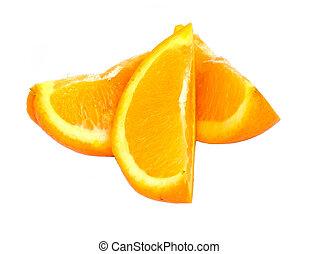 オレンジ, 小片