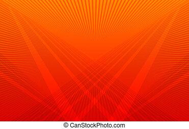オレンジ, 未来派, 背景