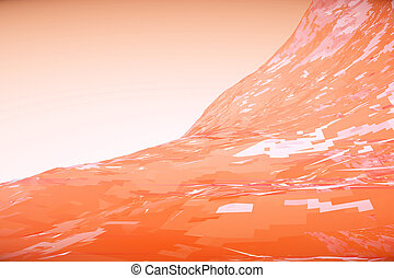 オレンジ, 波