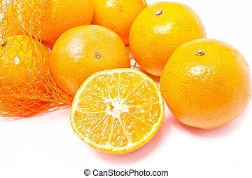 オレンジ, fruits.