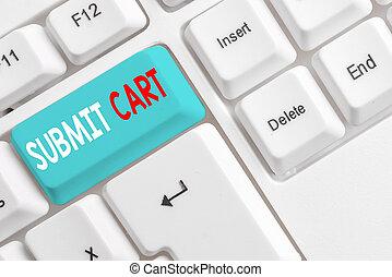 オンラインで, 背景, キーボード, pc, 発送, メモ, cart., 意味, 概念, 空, 項目, の上, 進みなさい, リスト, 白, ペーパー, 堤出しなさい, コピー, 手書き, space., テキスト, 執筆, チェックアウト, 買い物, キー
