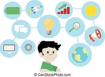 オンラインで, nalytics, (seo), エンジン, marketing., 捜索しなさい, optimization