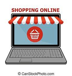 オンライン ショッピング