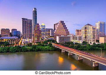 オースティン, テキサス, スカイライン