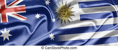 オーストラリア, ウルグアイ