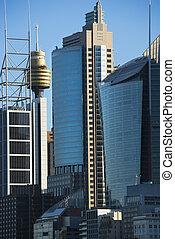 オーストラリア, シドニー, 建物。