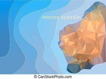 オーストラリア, 西部